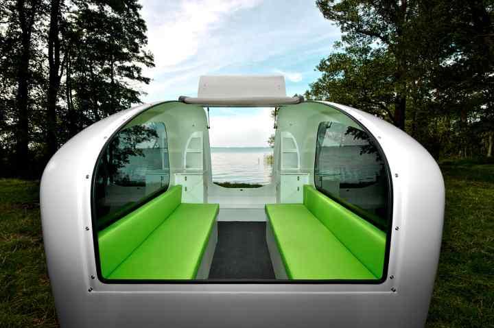 Camper barca