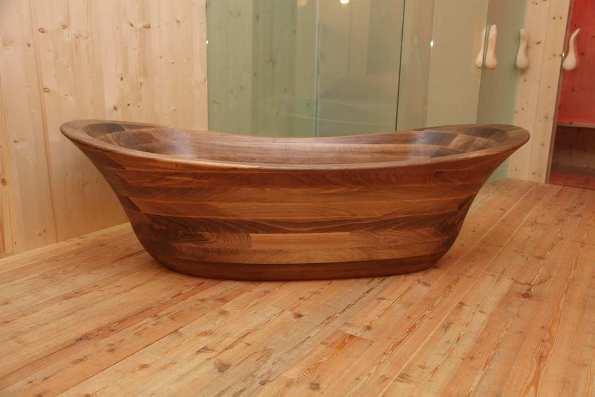 impermeabilizzare vasca in legno