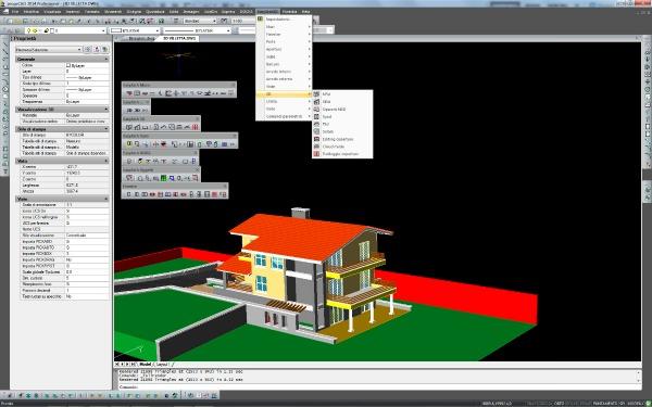 Software gratuito disegno architettonico fivefile for Programma di disegno software