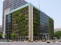: Una vertical farm-ufficio nel cuore di Tokyo -   Nella sede della Pasona HQ i dipendenti si alimentano con i cibi coltivati direttamente all'interno dell'azienda