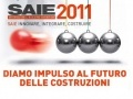 Eventi: SAIE 2011 - Dal 5 all'8 ottobre torna a Bologna il salone internazionale delle costruzioni