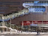 Il New School University Center a New York (Skidmore, Owings & Merrill)