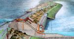 Impianti: L�isola che produce energia nel Mare del Nord - Una centrale idroelettrica da 1.500 MW al largo delle coste olandesi
