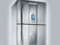 Un frigorifero i-touch