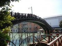 Ponte dell'Accademia di Venezia: entro il 2012 via al restauro