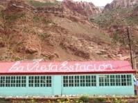 L'eco-ostello di Aconcagua tra le Ande