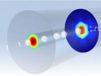 La fibra ottica con funzioni elettroniche superveloci e' realta'