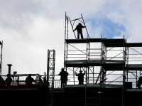 News: La produzione nelle costruzioni cala del 14,2% nel 2012 - Istat: a dicembre recupero dell'1,6% rispetto a novembre 