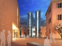 News: L'ospedale storico diventa polo culturale, nel progetto di Gae Aulenti - Una mostra a Modena illustra il complesso intervento che, dalla fine del 2013, trasformera' l'edificio settecentesco in 'cantiere della cultura'