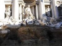 Restauro in vista per la Fontana di Trevi