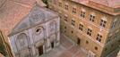 Intervento nella citt� di Pio II