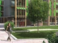 News: Il quartiere ecosostenibile secondo Renzo Piano - Consegnato alla citta' Le Albere, progetto firmato dall'architetto genovese nell'ambito della riqualificazione dell'ex area industriale della Michelin, abbandonata dal 1999
