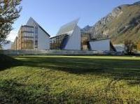 News: Il Museo della Scienza di Trento e' certificato Leed Gold - L'edificio progettato da Renzo Piano si distingue per efficienza energetica, risparmio idrico, sostenibilita' dei materiali
