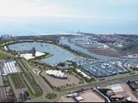 News: Porto-Parco di Jesolo, immerso nel verde: pronto in  primavera - Prossimi al termine i lavori di ampliamento del Porto Turistico di Jesolo, che  nella primavera 2009 sar� operativo nella nuova veste di