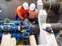 manutenzione: Manutenzione idrica in varie province lombarde -   Gara per la riparazione di guasti e perdite di reti idriche divisa in 6 lotti