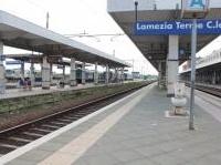 impianti: Lavori alla stazione di Lamezia Terme -   Bando per il rifacimento dell'Apparato Centrale (ACC) della stazione ferroviaria calabrese