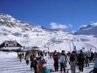 impianti: Il bando per la costruzione di un impianto di innevamento in Valtournanche -   Interessante bando di gara per la realizzazione di un impianto per la neve artificiale nel comprensorio sciistico di Breuil-Cervinia