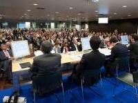varie: Solarexpo 2014 annuncia il programma completo dei convegni -   L'evento in programma a Milano dal 7 al 9 maggio 2014 raccogliera' centinaia di relatori internazionali sui temi dell'energia rinnovabile e delle tecnologie per l'efficienza energetica