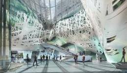 Varie: Expo 2015, un cemento biodinamico per Palazzo Italia - Presentato l'innovativo 'eco-materiale' con cui verranno realizzati i pannelli del Padiglione italiano, firmato da Nemesi & Partners