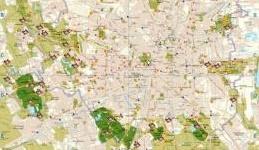 Topografia: La mappa delle cascine di Milano e' pronta - Sul sito del Comune e' disponibile una carta topografica del percorso dell'agricoltura milanese. 30 cascine distribuite su 2.910 ettari di superficie agricola