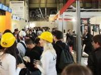 sicurezza: Ambiente Lavoro verso la 15esima edizione, salute e sicurezza a Bologna Fiere  -   Un'occasione, per tutti gli operatori, di formazione e aggiornamento su normative, attrezzature e servizi. Appuntamento dal 22 al 24 ottobre insieme a Saie 2014