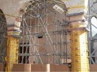 News: L'Aquila, presentato il piano di ricostruzione della Basilica di Collemaggio - L'edificio, tra i maggiormente danneggiati dal sisma del 2009, sara' restaurato e messo in sicurezza attraverso una partnership unica tra enti, universita' e aziende