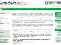 sicurezza: Reach: il punto sul Piano nazionale dei controlli sui prodotti chimici -   E' on line sul portale Reach Gov il documento di rendicontazione curato dal ministero della Salute