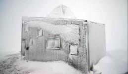 Progettazione rifugi: il Rabothytta al Circolo polare artico