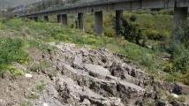 Viadotto Palermo-Catania: la relazione tecnica sulla frana del 2005
