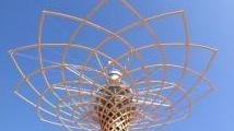 Come e' stato realizzato l'Albero della Vita di Expo 2015