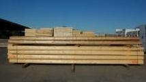 Legno in edilizia: le Travi Uso Trieste