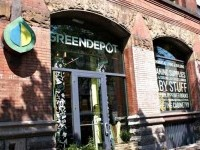 Lo store del green building ottiene certificato Leed