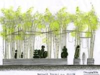 verde e giardini: Giardini di design -   A Milano, durante il Salone del Mobile, anche il verde ha il suo stile