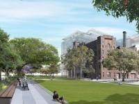 verde e giardini: Bioedilizia australiana -   Sydney taglia le emissioni con un mega-parco cittadino