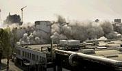 Milano: demolizione da record alla vecchia Fiera