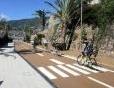 News: Il massello Quadro per una nuova pista ciclo-pedonale in Liguria - La case history sulla realizzazione di un tratto da 1 km di pista sulla riviera di Ponente, con un focus sulla soluzione adottata per la pavimentazione