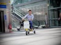 Muoversi in citta'? C'e' E7-Trike, il veicolo portatile del Politecnico di Torino