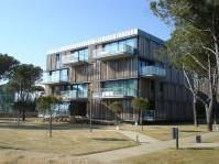 Il progetto 'Merville, Casa nel Parco', di Goncalo Byrne a Jesolo...